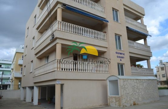 Müüa 2-toaline 84m² korter Küprosel