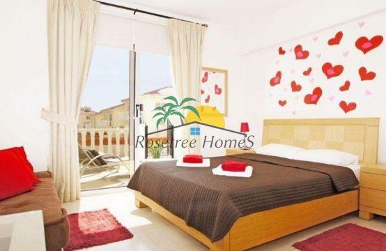 Välja üürida 2-toaline korter Küprosel