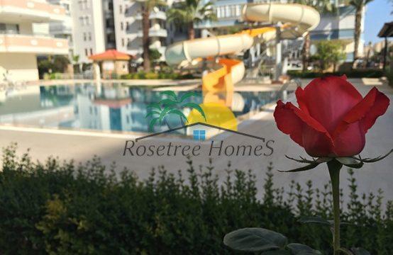 Kauni panoraamvaatega möbleeritud 3-toaline korter Vahemere ääres
