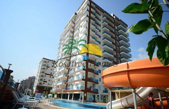Müüa möbleeritud 2-toaline korter Vahemere äärses Alanyas
