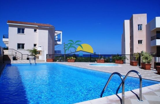 Müüa 1-toaline 72m² korter Küprosel