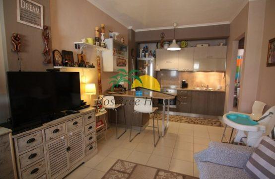 Müüa 1-toaline 56m² korter Korful